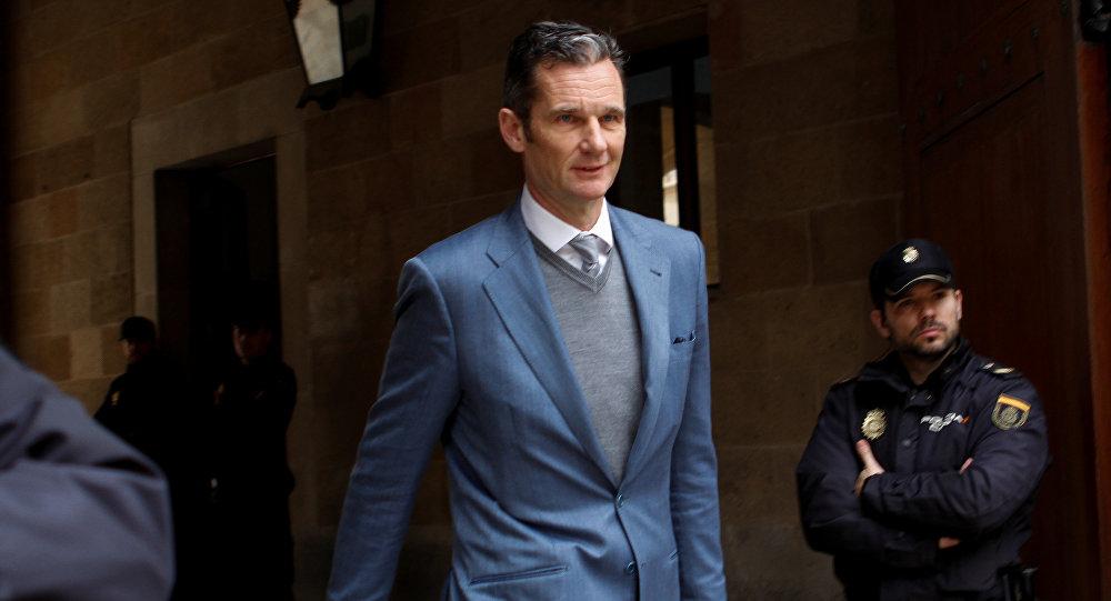 El cuñado del Rey de España, Iñaki Urdangarin