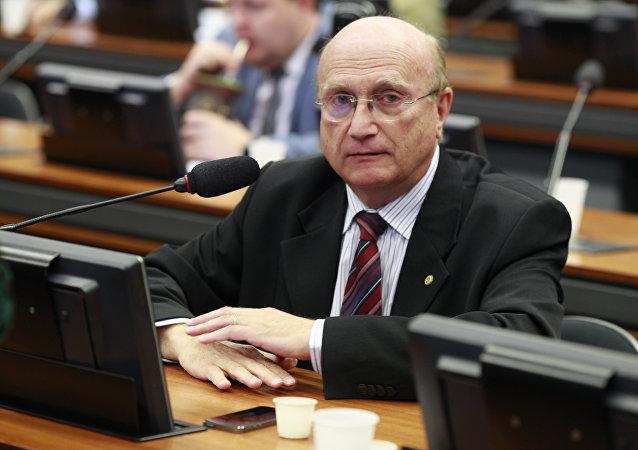 Osmar Serraglio, exministro de Justicia de Brasil