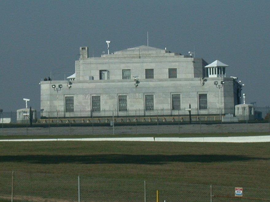 La reserva de oro en la base militar estadounidense de Fort Knox (Kentucky)