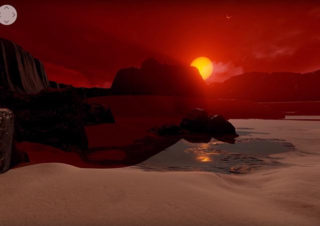 Exoplaneta Trappist-1d