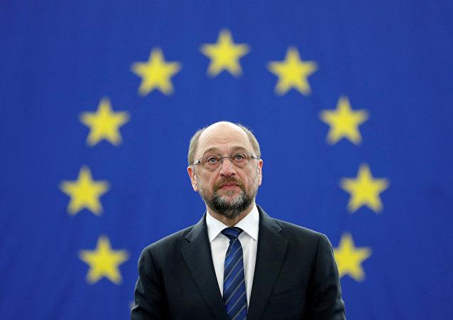 Martin Schulz, expresidente del Parlamento Europeo