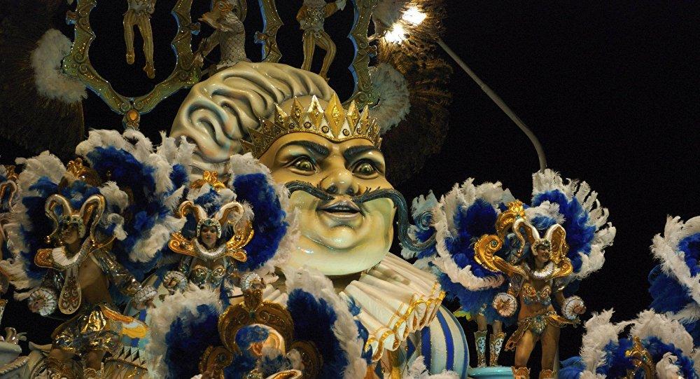 El Carnaval de Gualeguaychú en Argentina (archivo)