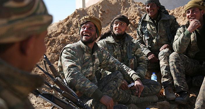 Las Fuerzas Democráticas Sirias (FDS)