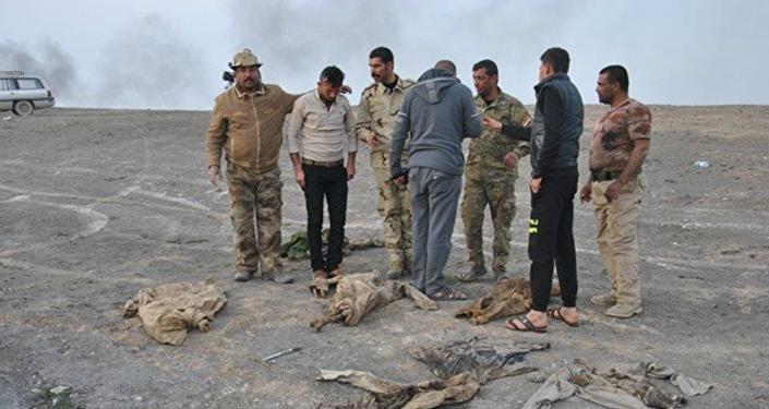 Tropas iraquíes aseguran dominar más de un tercio de oeste de Mosul