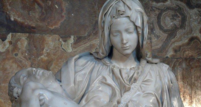 Pieta de Miguel Ángel