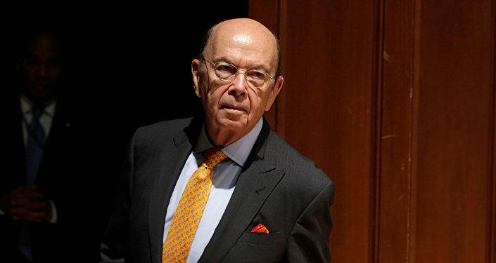 Wilbur Ross, secretario de comercio de EEUU