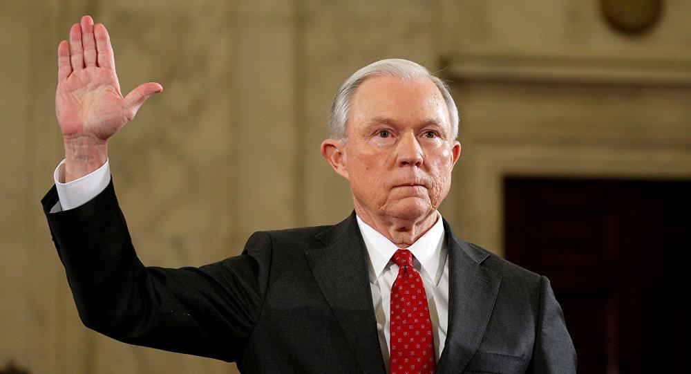 Jeff Sessions, fiscal general de EEUU