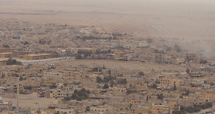 Terroristas derrotados: Cómo se ve Palmira libre