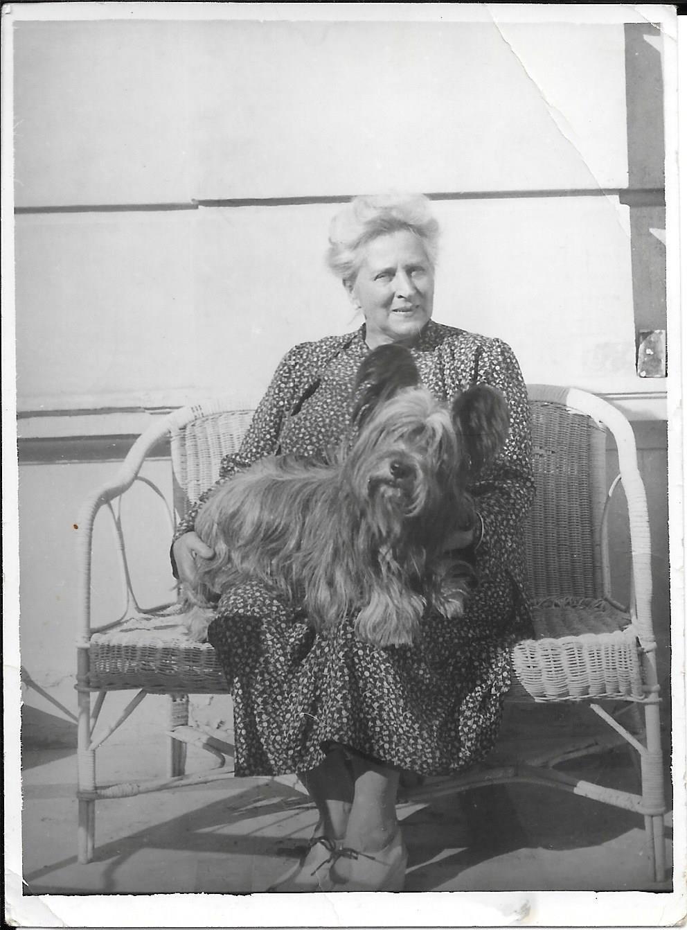 Eugenia Nikoláevna Dobrýnina