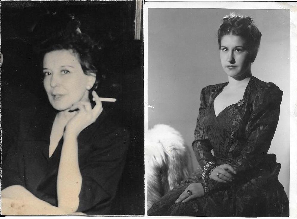 Lucía Seslavin Sirvent / María Dobrynine Sirvent