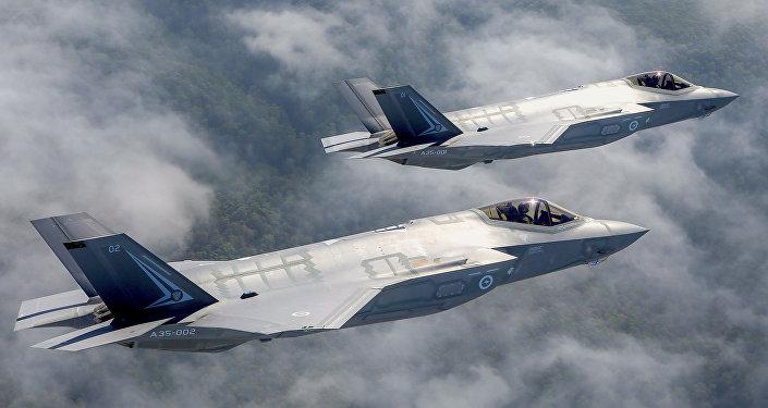 Desastre nacional: el F-35 no está listo para el combate