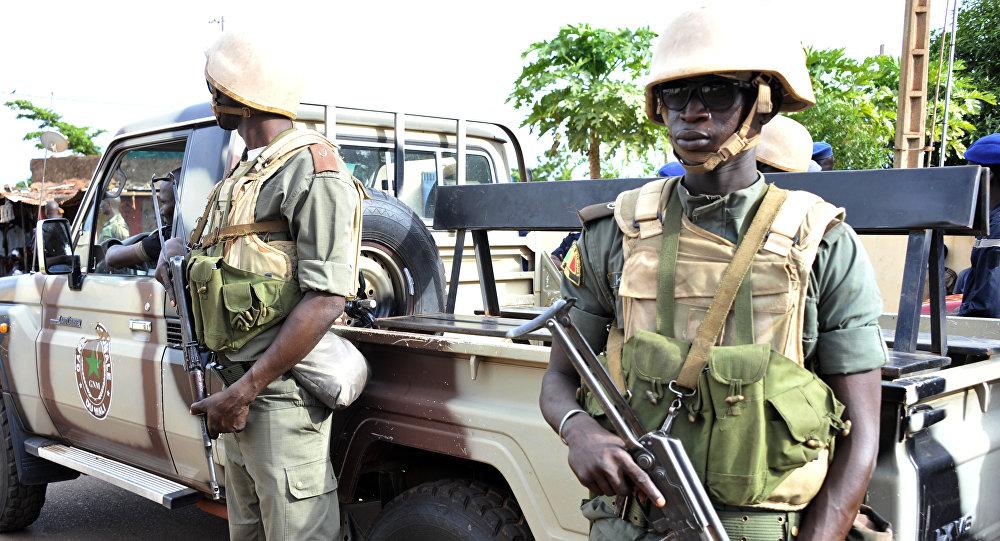 Militares de Malí
