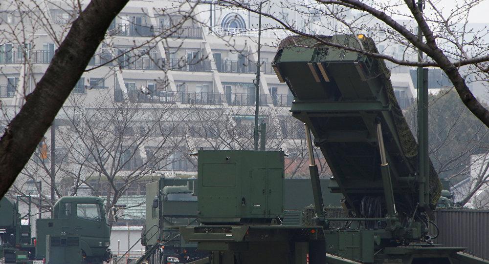 Los sistemas antimisiles japoneses de fabricación estadounidense, Patriot