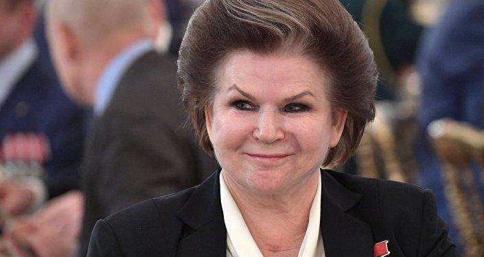 Valentina Tereshkova, la primera mujer cosmonauta del mundo