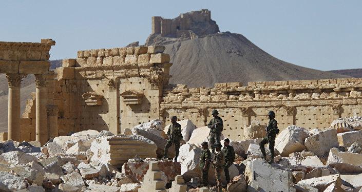 Sin censura: el FSB publica un vídeo de cómo las Fuerzas Especiales rusas actúan en Palmira