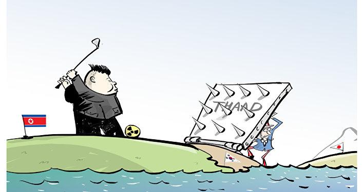 La controvertida respuesta a los peligrosos juegos de Kim Jong-un
