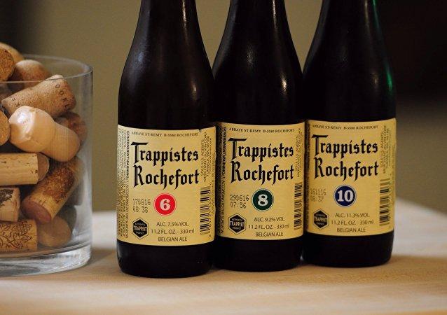 Cerveza Trappist