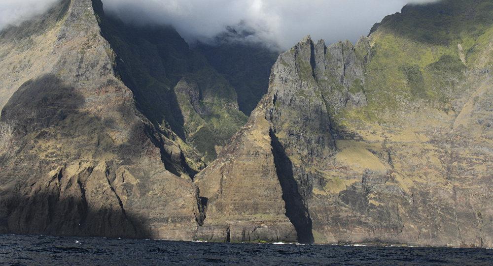 La isla chilena Alejandro Selkirk