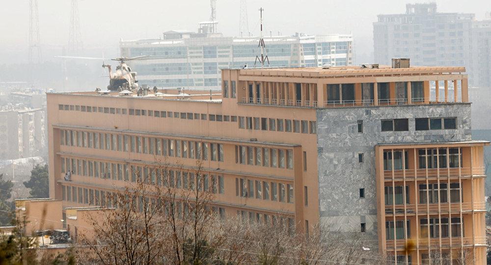 La operación en Kabul