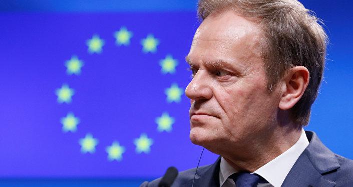 Donald Tusk, presidente del Consejo Europeo