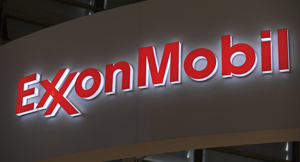 Logo de ExxonMobil