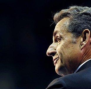 Nicolas Sarkozy, expresidente de Francia y líder de los Republicanos