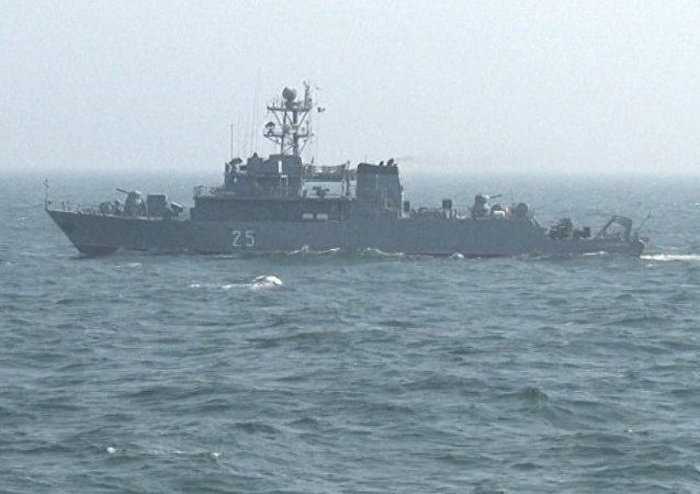 'Poseidon 2017': más de 1.500 marines de la OTAN invaden el mar Negro