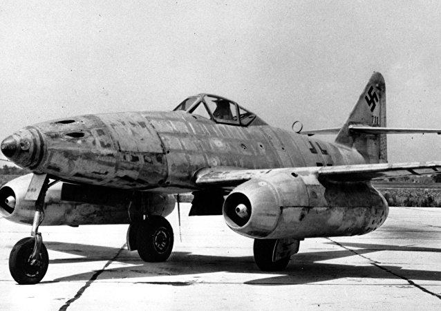 El Messerschmitt 262A-1