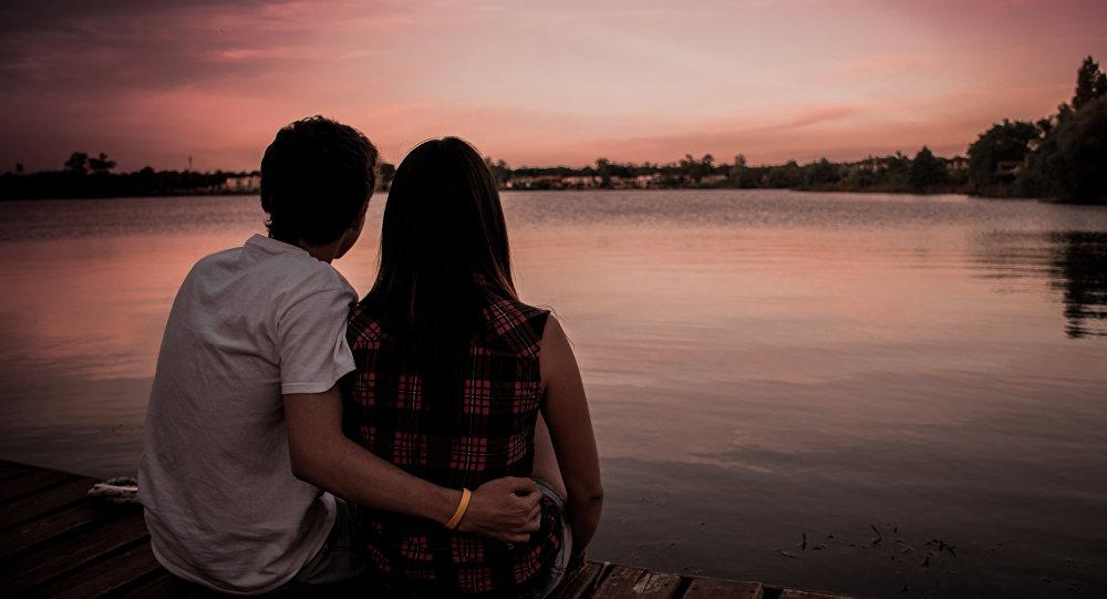 Una pareja