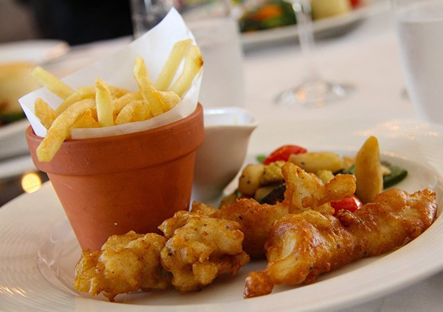 Fish and chips, un clásico de la gastronomía inglesa