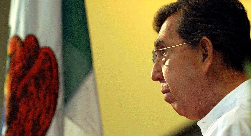 Cuauhtémoc Cárdenas Solórzano, fundador del Partido de la Revolución Democrática (PRD)