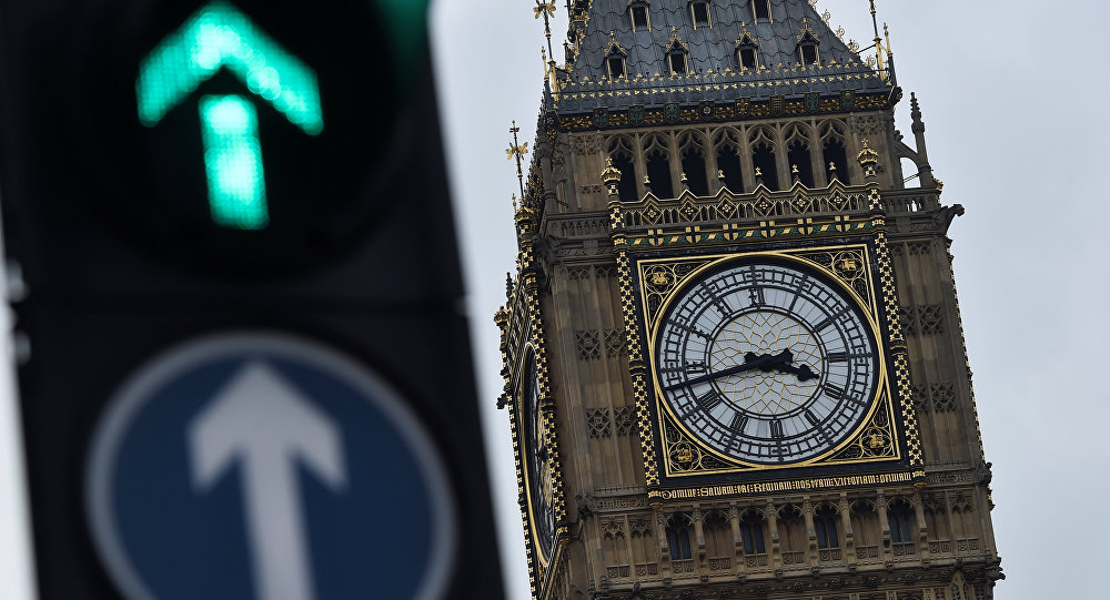 The Big Ben clocktower is seen in London, Britain, 12 March