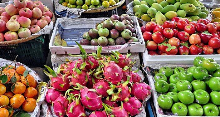 Frutas (imagen referencial)