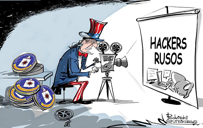 Hackeos: recuerda, la culpa es siempre de los rusos
