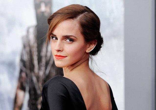 Emma Watson (archivo)