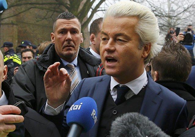Geert Wilders (archivo)