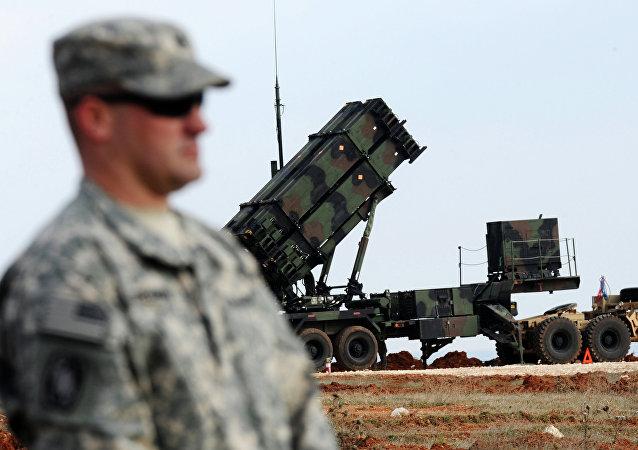 Misil estadounidense Patriot