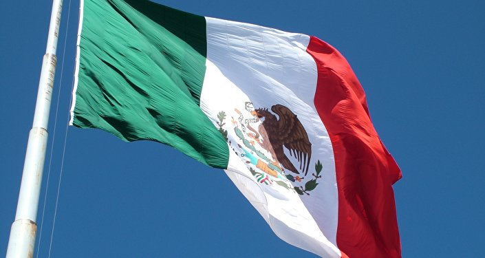 Bandera de México