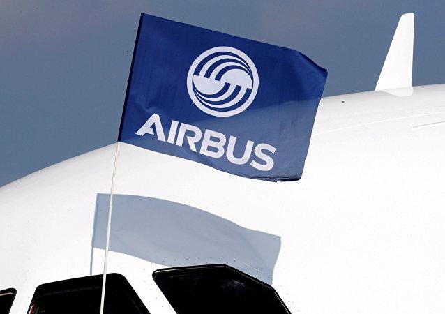 Logo de Airbus