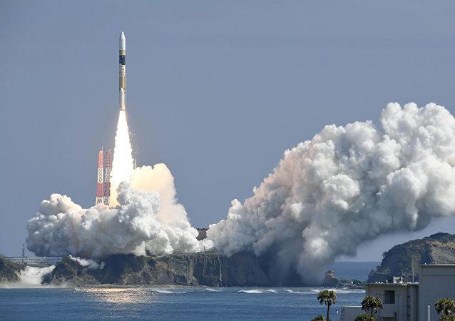 Cohete japonés H-IIA