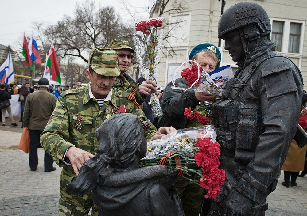 Rusia y Crimea: unidas para siempre