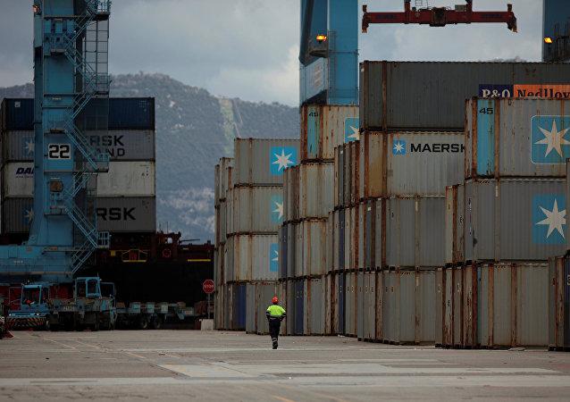Un puerto español