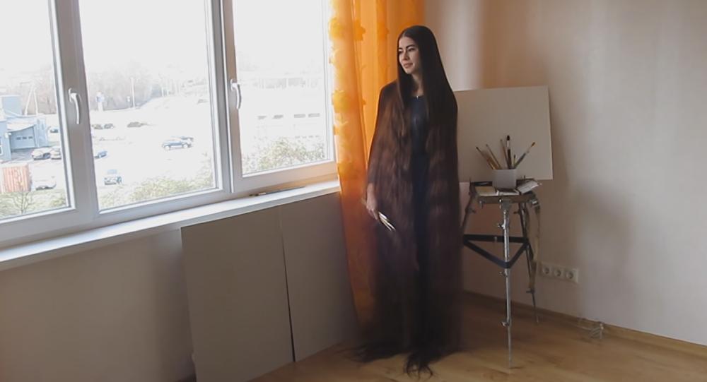 Alia Nasýrova (captura de pantalla)