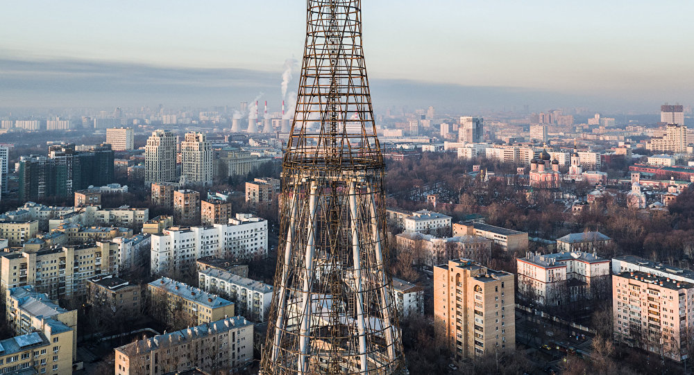 La 'Torre de Shújov'