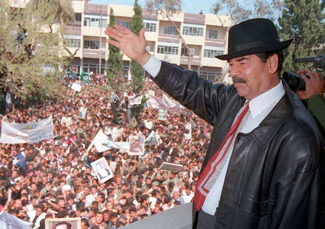 Sadam Husein, exlíder iraquí