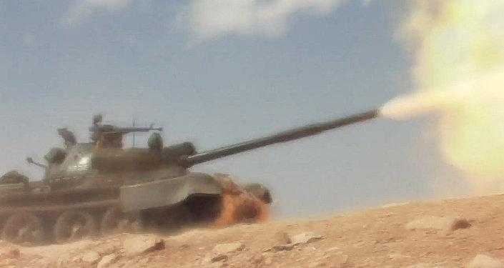 Sin clemencia ni compasión: cómo el ejército sirio extermina a terroristas (vídeo)