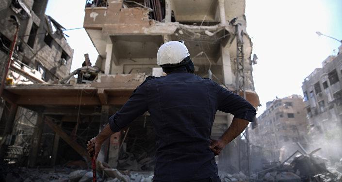 Moscú: Ejército sirio toma el control total de Duma