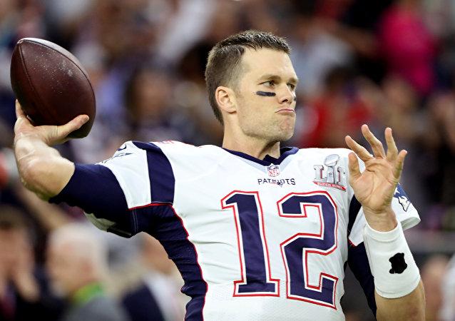 Tom Brady, deportista