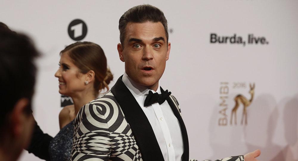 Robbie Williams y Aida Garifullina inauguraron el Mundial Rusia 2018 (+Fotos)