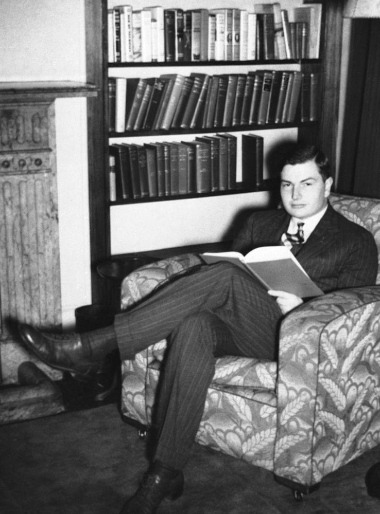 David Rockefeller, coleccionista de insectos raros y corazones